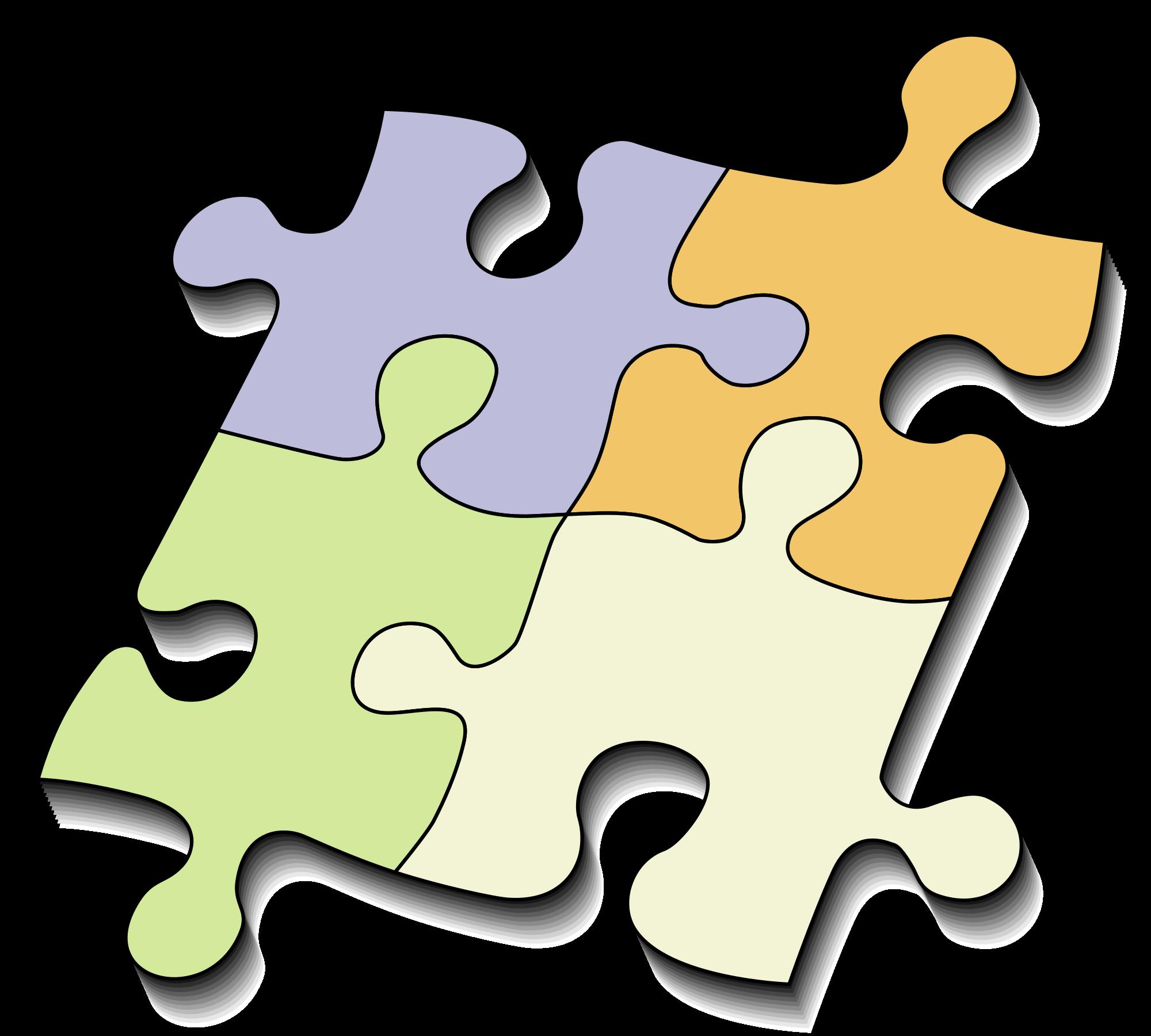 puzzle areas