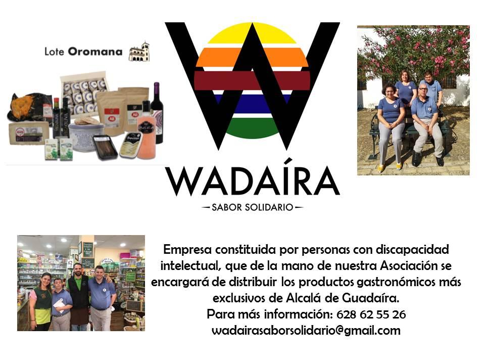 cartel PUBLICIDAD wadaira